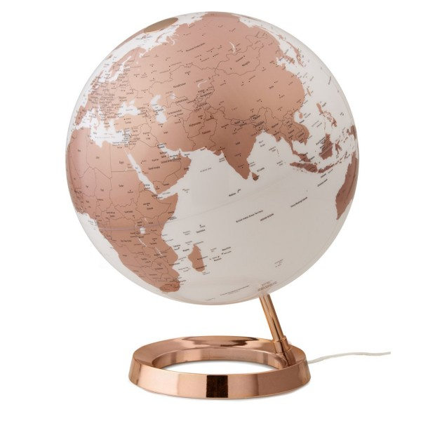 GLOBUS LC FI-30 BRIGHT COPPER ENG